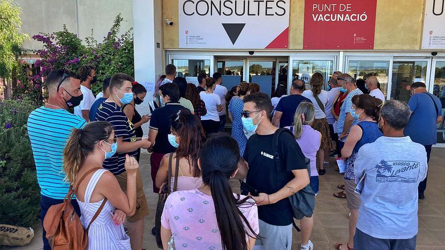 Formentera ya tiene cifras de nivel 0 de alerta covid, pero sigue en el nivel 1