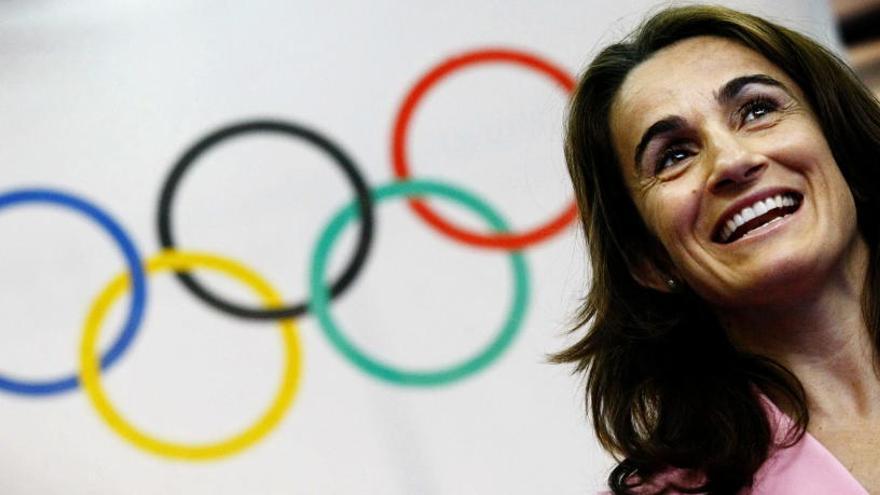 """""""Los deportistas deben llegar en igualdad a la cita olímpica"""""""