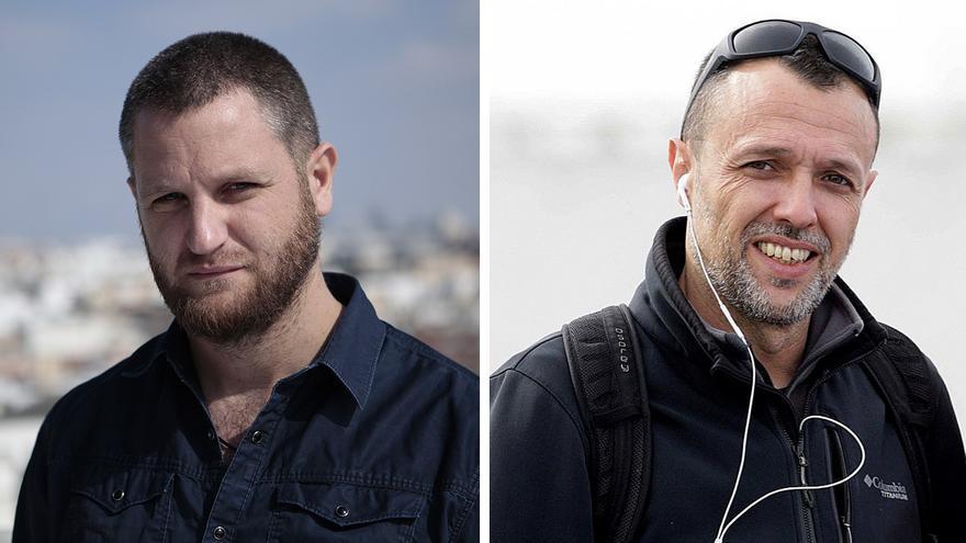 Los dos periodistas españoles asesinados en Burkina Faso son David Beriain y Roberto Fraile