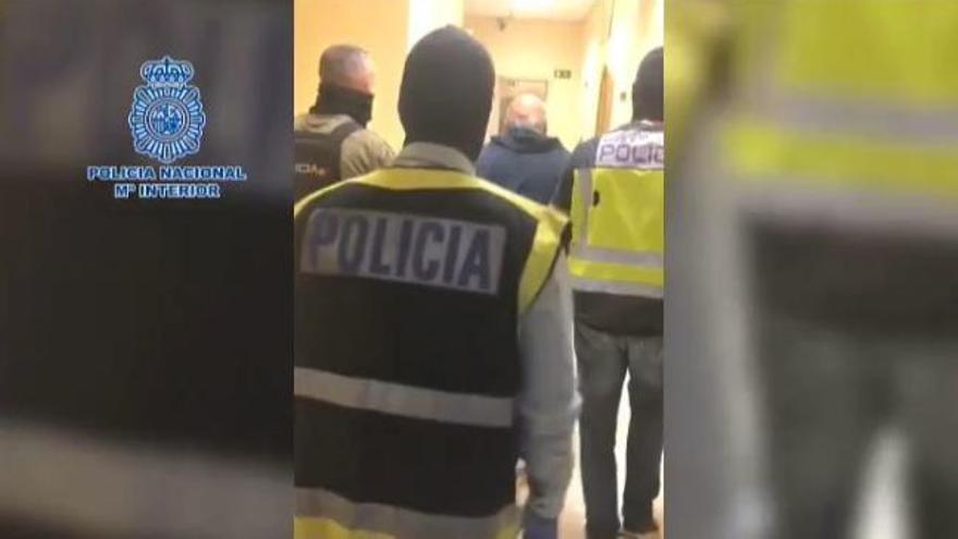 La Policía localiza en Orense a un fugitivo buscado por abusar de su nieta