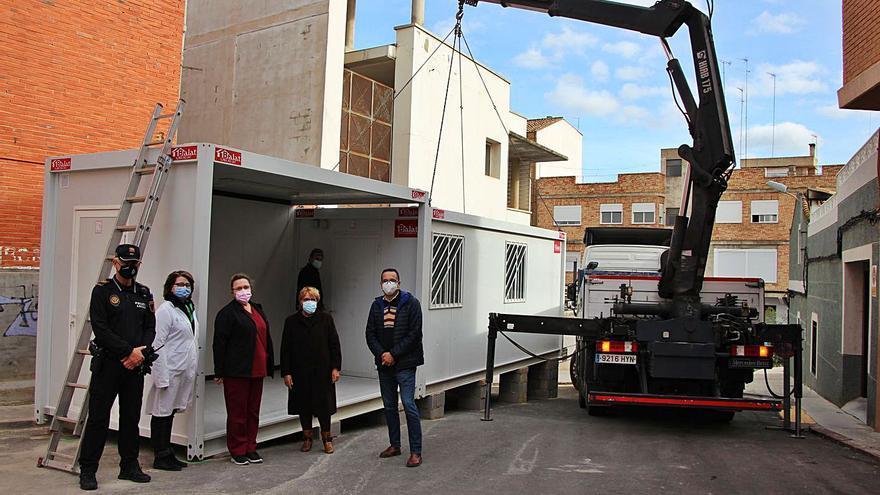 Seis municipios de l'Horta Sud siguen por encima de los 2.000 casos por 100.000