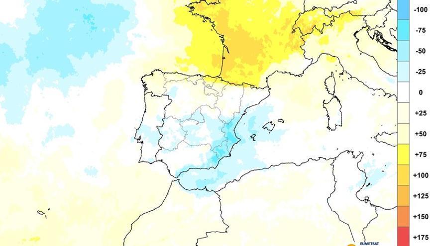 El tiempo: Alicante cierra el mes de abril más lluvioso y con menos sol en 20 años