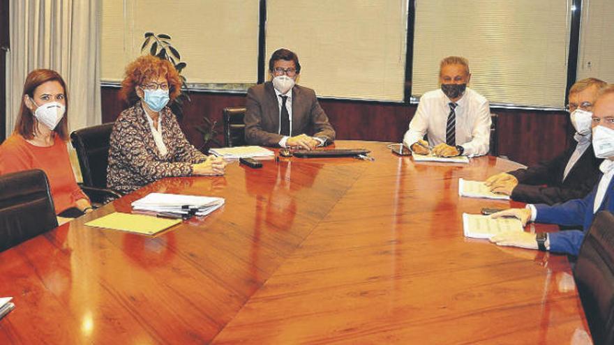 El Plan de Empresa del Puerto contempla una inversión de 238 millones de euros