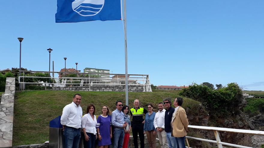 España suma 25 banderas azules en sus playas y alcanza las 615, un nuevo récord