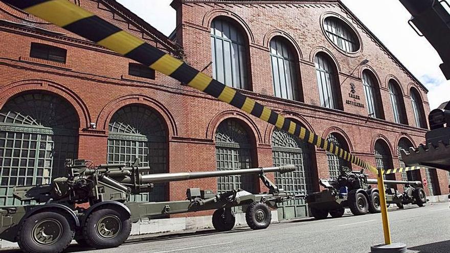Una fábrica asturiana opta a construir tanques para el ejército checo por 2.000 millones