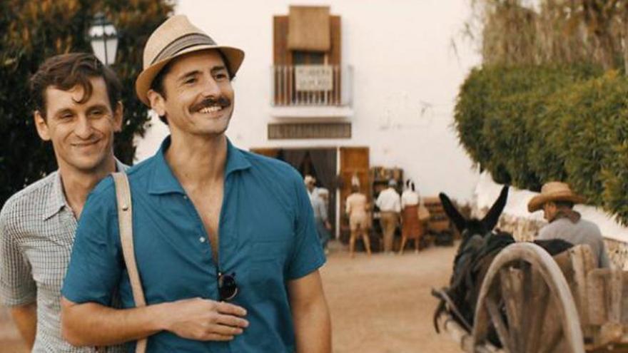 'Los europeos', coproducida por IB3, consigue tres nominaciones a los Goya