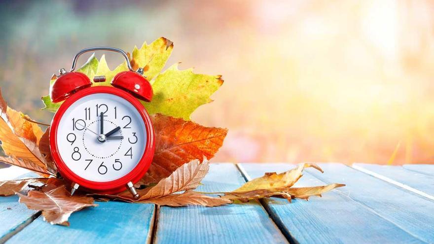 Ventajas del cambio de horario de invierno