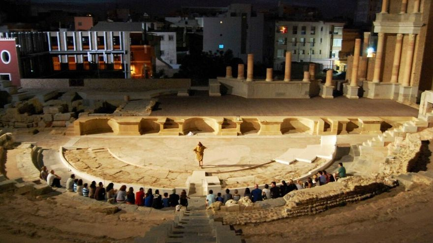 Actividades exclusivas para el Museo Foro Romano Molinete y el Museo del Teatro Romano