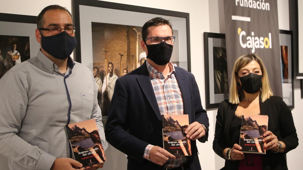 Presentación del libro en la Fundación Cajasol.