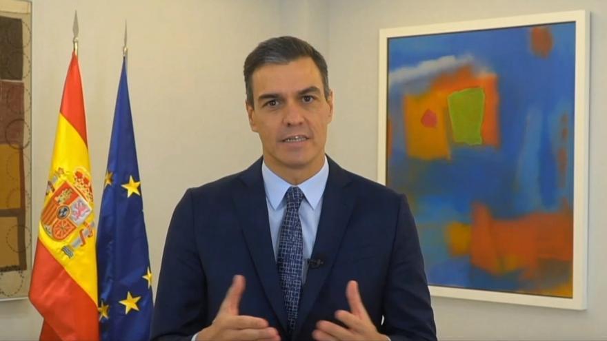 Sánchez invita a los viajeros del mundo a visitar Canarias como destino seguro