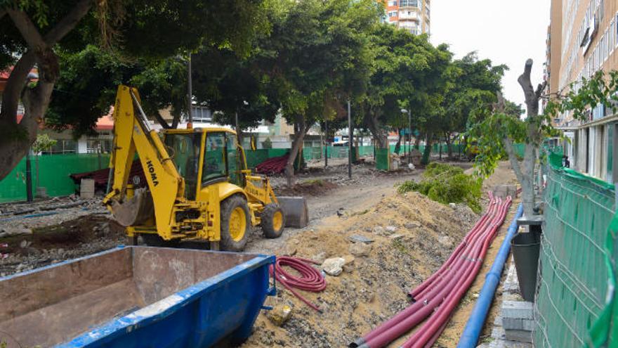 Lopesan construirá el nuevo intercambiador de Mesa y López