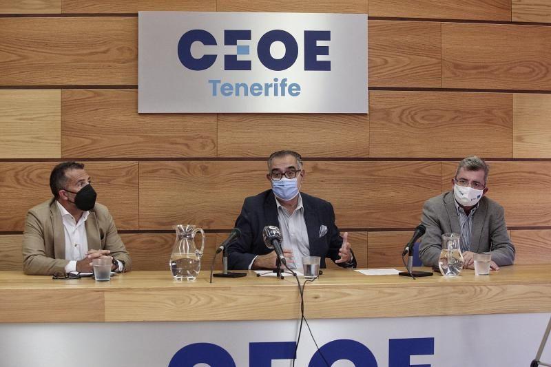 CEOE-Tenerife arremete contra Marruecos por la crisis migratoria