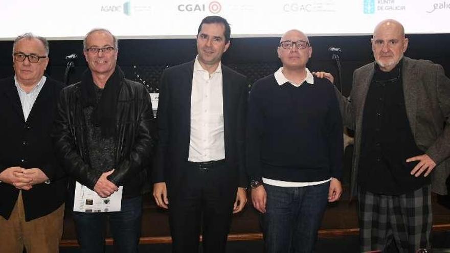 Homenaje a la videocreación gallega