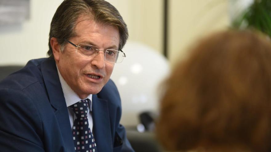 Francisco Jódar dimite como presidente del PP de Lorca tras 19 años en el cargo