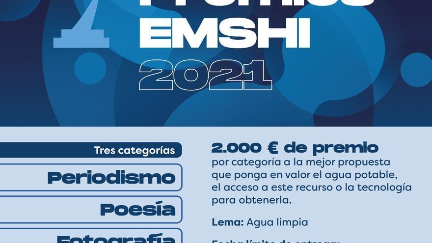 Nacen los Premios Emshi de Periodismo, Fotografía y Poesía, dotados con 2.000 euros por categoría
