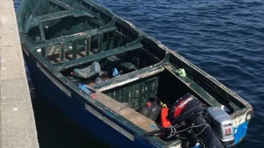Marruecos desarticula una red de transporte de droga y emigrantes a Canarias