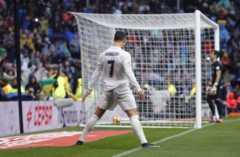 Real Madrid-Sporting de Gijón