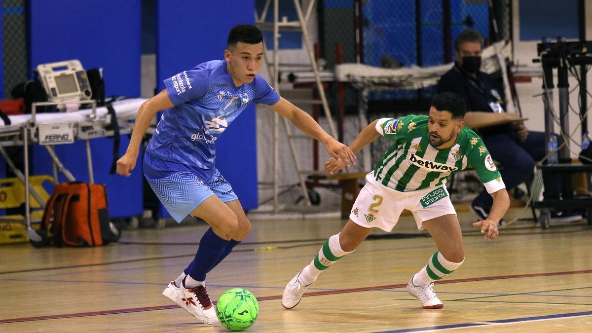 El Peñíscola FS sucumbe ante el Betis y se complica la permanencia (3-1).