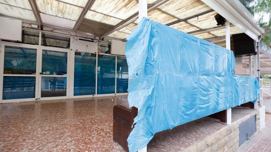 La pandemia fulmina 333 empresas de Ibiza y Formentera en enero