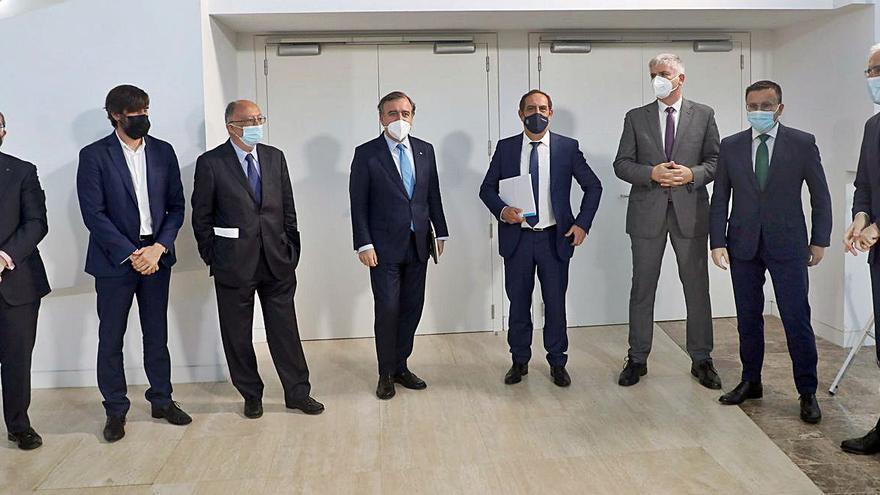 González Laxe y Santiago Lago serán consejeros en la sociedad de proyectos para fondos europeos