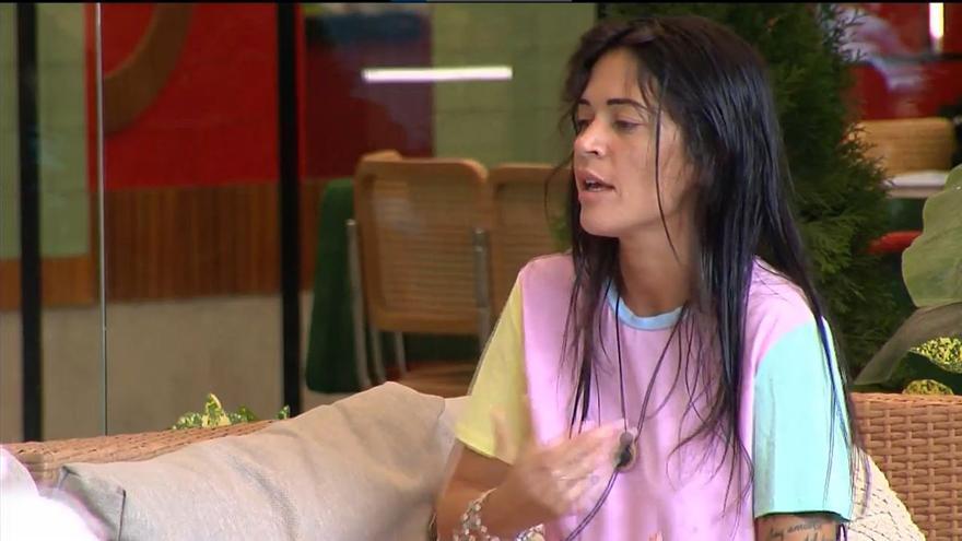 Fiama revela un posible spoiler de 'La última tentación en 'Secret Story' y deja a Luis Rollán estupefacto