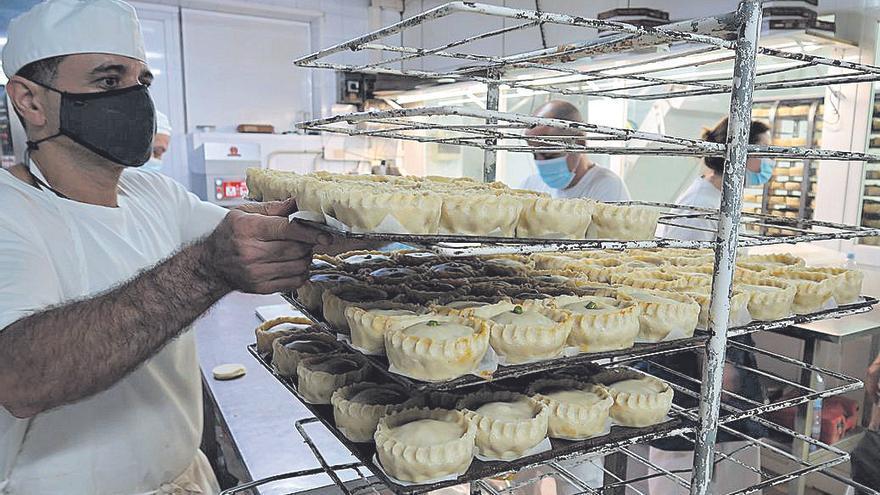 Poner en valor los productos de las pastelerías y los hornos en el Pla de na Tesa