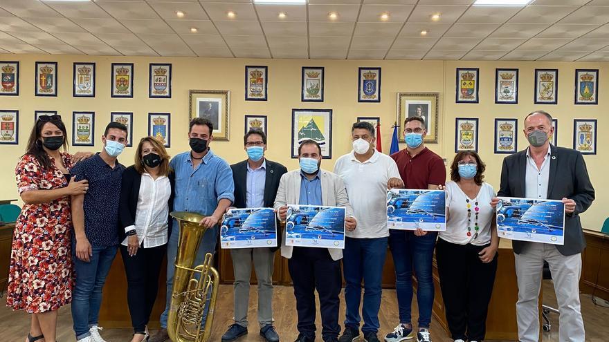 Moclinejo reunirá el día 17 a músicos de ocho municipios en el I Certamen de Jóvenes Clásicos en Vivo