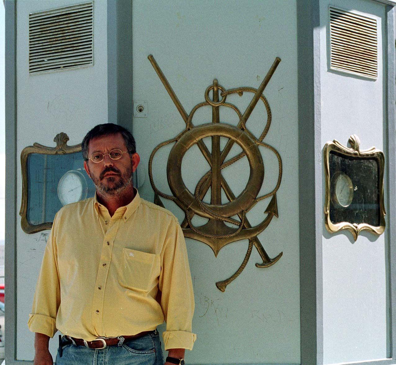 Después de su nombramiento como presidente de la comisión del Cristo de la Victoria, en 2008