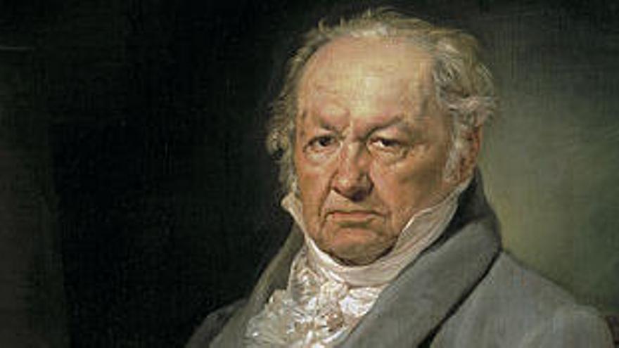 ¿Fue el síndrome de Susac lo que dejó sordo a Goya?