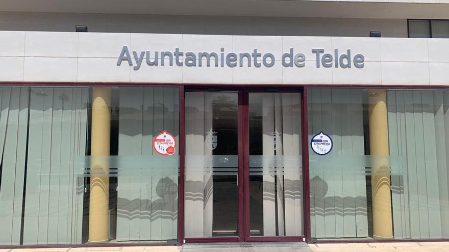 El Ayuntamiento de Telde rotula el Edificio de Usos Múltiples de El Cubillo