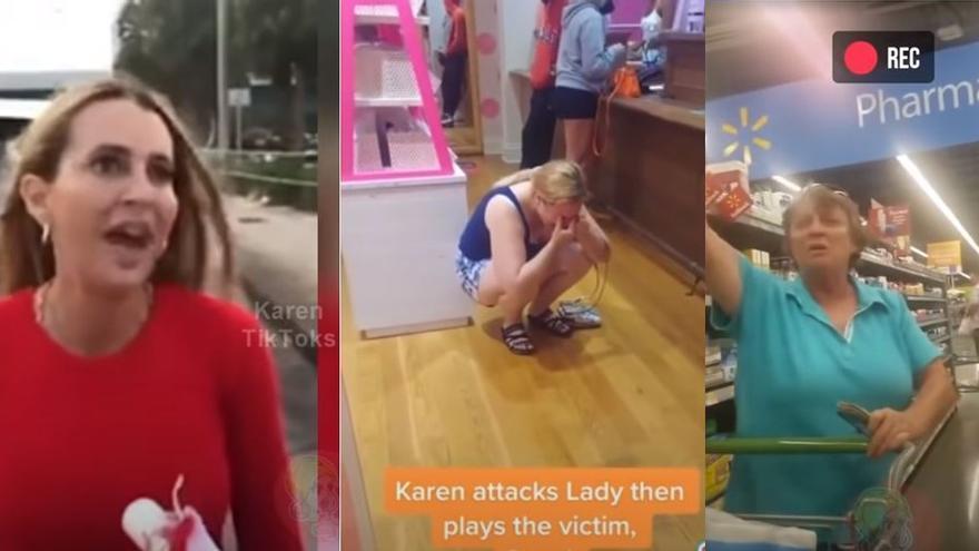 ¿Por qué llaman Karen a todas las mujeres de los memes y los vídeos virales?
