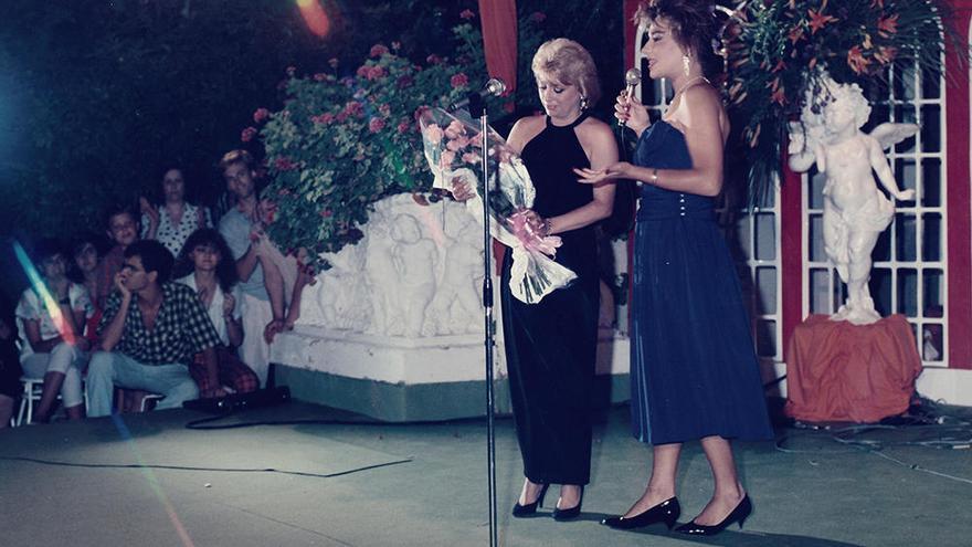 Presentación de 'Costa Cálida 1986'