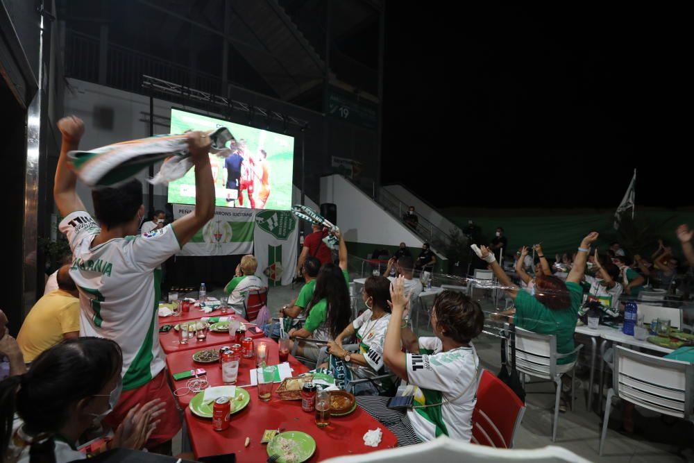 Un gol de Pere Milla en el minuto 96 le da el ascenso a Primera al conjunto de Pacheta.