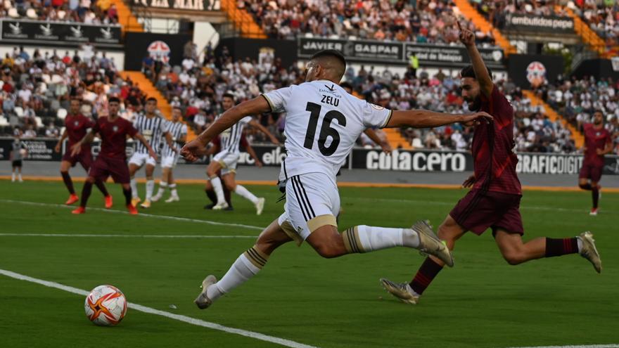 La fe mueve al Badajoz en este inicio de temporada