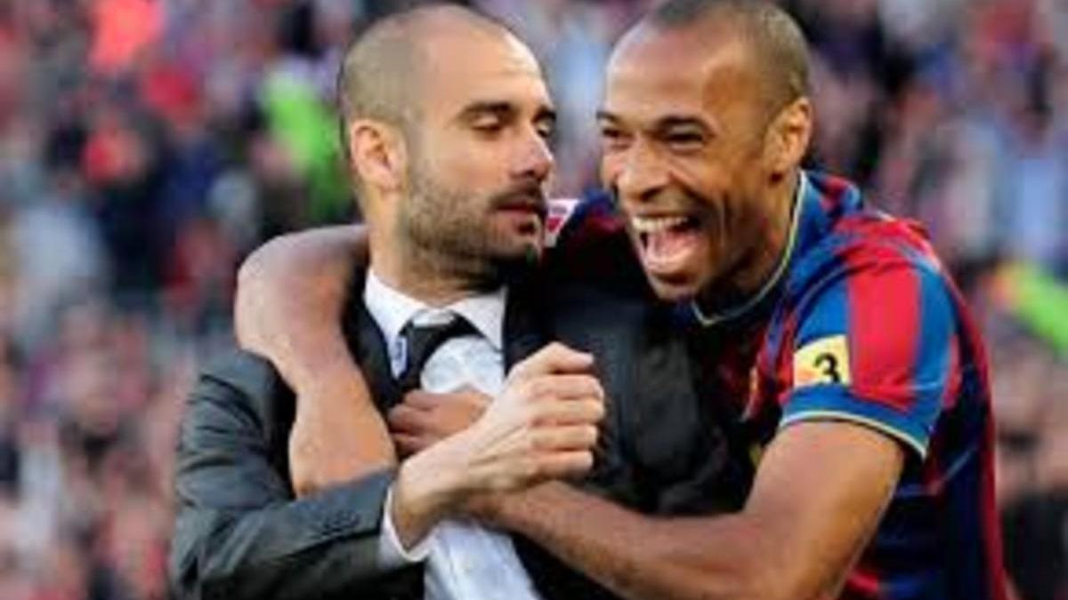 """Thierry Henry: """"Con Guardiola, aprendí a jugar al fútbol de nuevo con 30 años"""""""