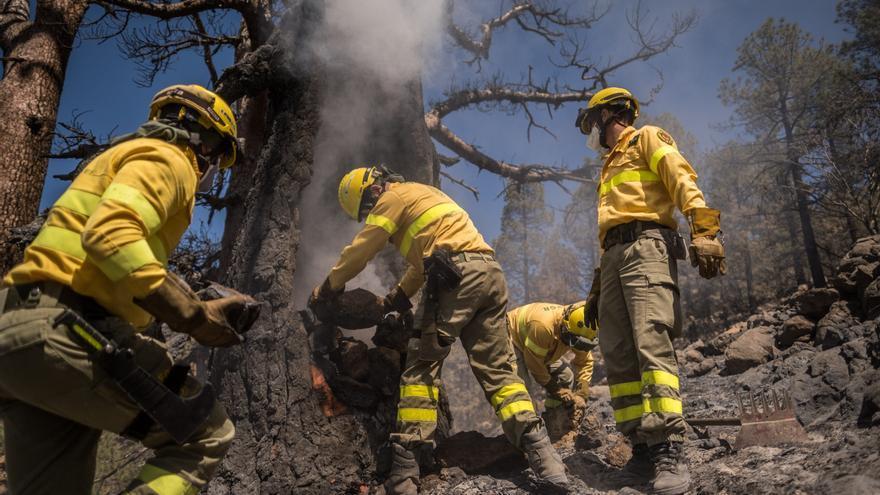 El PP pide compensar al municipio por las pérdidas del incendio