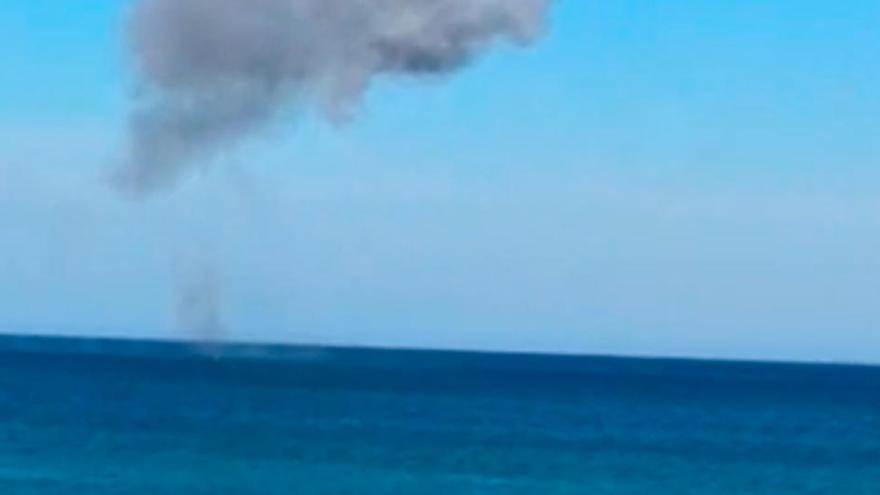 El piloto del avión accidentado en La Manga sustituía al comandante que falleció el verano pasado en Murcia
