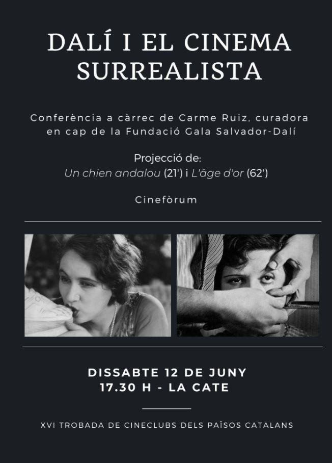 Dalí i el cinema surrealista
