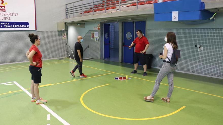 Torrent retoma la actividad en tres grandes instalaciones deportivas