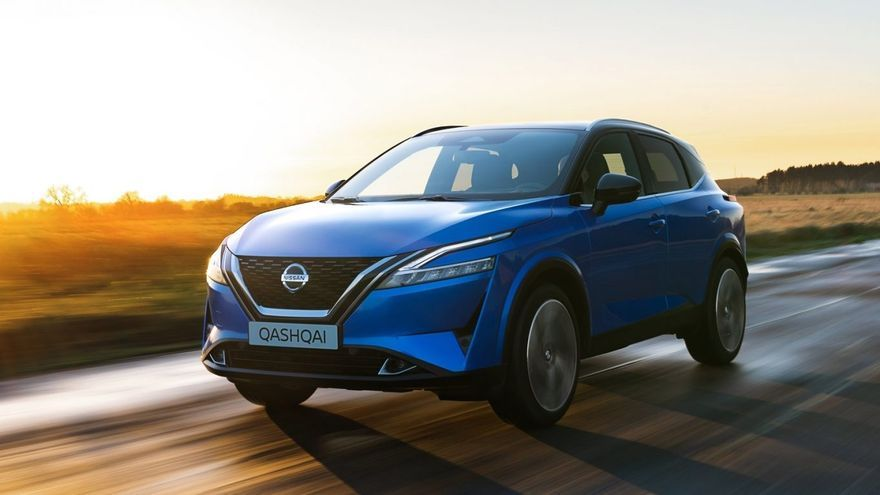 El nuevo Nissan Qasqai se presenta a lo grande en Madrid