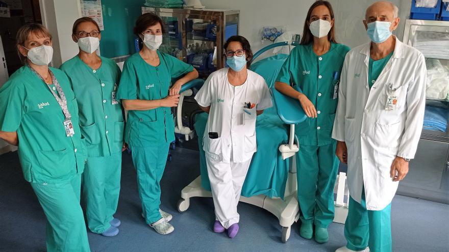 Sanidad otorga al Hospital Miguel Servet el I Premio Nacional de Prácticas Seguras en la atención al parto