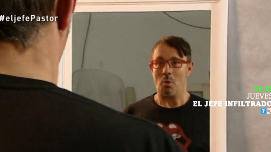 """El jefe infiltrado: El dueño de Quesos El Pastor """"da caña"""""""