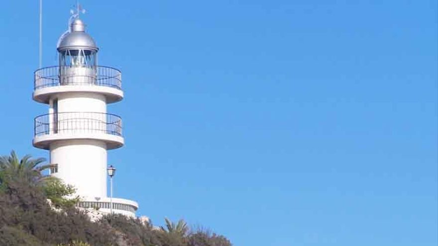 Unidas Podemos alega contra la instalación de un restaurante en el faro del Cabo
