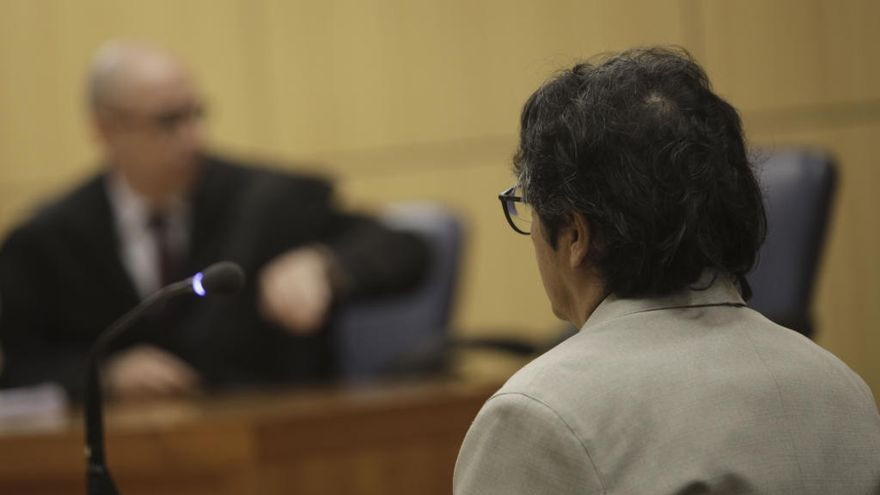 Suspenden el juicio por abusos al exmarido de Oltra por un posible caso de covid