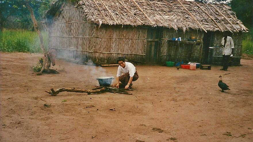 La profunda huella de sor Ángela en el Congo