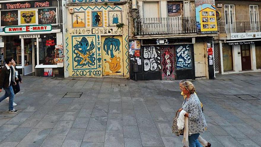 """Nuevo paso contra el """"feismo"""" ante la Concatedral"""