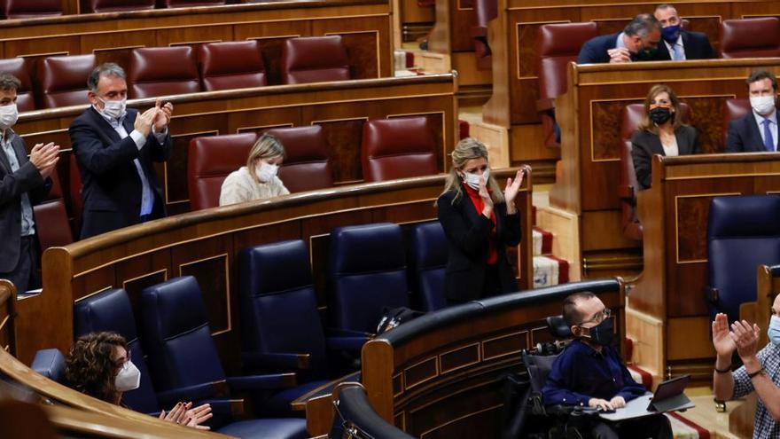 El PSOE se abstiene a pedir el REB y el PP, a que lleguen mil millones en ayudas a Baleares