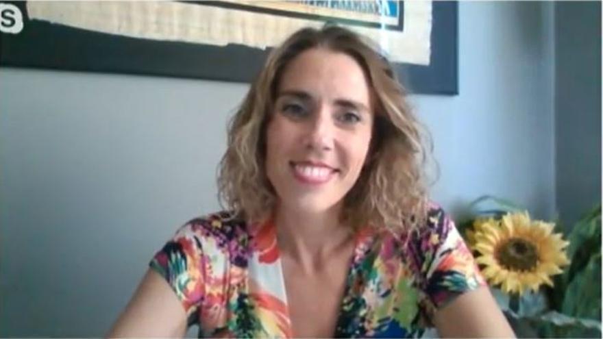 Entrevista a Cristina Barbero, coordinadora de Mostra Viva del Mediterrani
