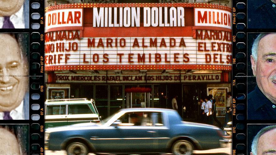 Dos gallegos  y un millón de dólares