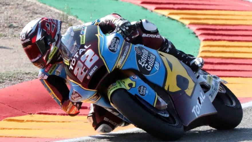 Sam Lowes arrasa y logra una nueva pole en Moto2